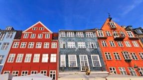 Copenhagen architecture Stock Image