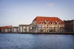 Copenhagen architecture center Royalty Free Stock Photography