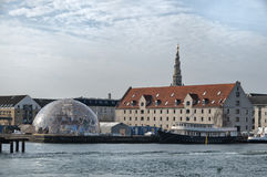 Copenhagen architecture Royalty Free Stock Images