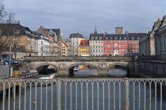 Copenhagen architecture Stock Images