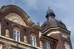 Copenhagen Archtiecture Stock Images