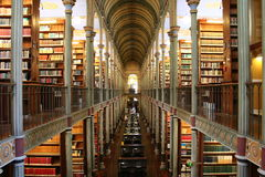 copenhagen biblioteki uniwersytet Obraz Stock