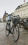 Copenhagen Bycicle Stock Image