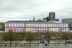 Copenhagen capital of Denmark
