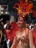 Copenhagen carnival Stock Image