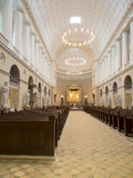 Copenhagen Cathedral Royalty Free Stock Image