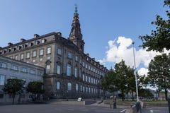 Copenhagen Christians Borg Stock Images