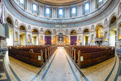 Copenhagen Church Royalty Free Stock Images
