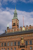 Copenhagen City Hall Stock Photo
