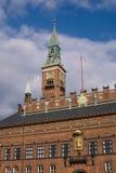 Copenhagen City Hall Stock Photo