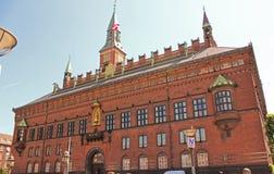 Copenhagen - City Hall Stock Image