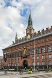 Copenhagen City Hall Stock Images