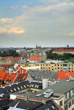 Copenhagen city view Royalty Free Stock Image