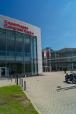 Copenhagen Congress Center. Is the largest congress center in Denmark. It is used for large conventions, exhibitions, and conferences, e.g. COP15 and EU summits Stock Images