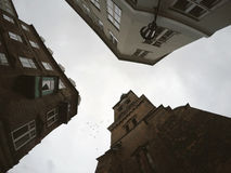 Copenhagen Corners Royalty Free Stock Images