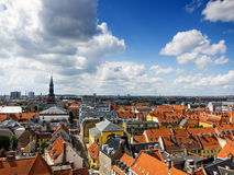 Copenhagen. Danmark Royalty Free Stock Photography