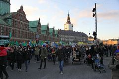 COPENHAGEN - DEC 12 Stock Photos