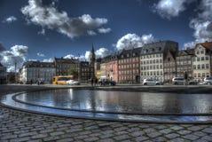 Bertel Thorvaldsens Square royalty free stock images