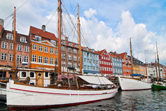 Copenhagen. Denmark. Stock Photo