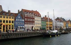 copenhagen Denmark Obraz Stock