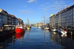 copenhagen Denmark Zdjęcia Royalty Free