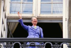 HM QUEEN MARGRETHE II BIRTHDAY