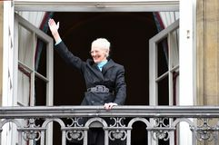 H.M.Queen Margrethe II celebrates 78th birthday
