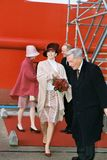 CRWON PRINCESS CHRISTEN ROYAL ARCTIC MARY SHIP Royalty Free Stock Photo