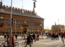 Copenhagen Denmark Stock Photo