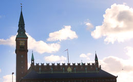 Copenhagen Denmark Royalty Free Stock Photo