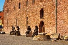 Copenhagen, Denmark - Christian IV's Brewhouse, art museum Royalty Free Stock Image