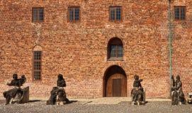 Copenhagen, Denmark - Christian IV's Brewhouse, art museum Royalty Free Stock Images