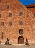 Copenhagen, Denmark - Christian IV's Brewhouse, art museum Stock Images