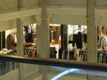 ILLUM shopping gallery in Copenhagen Royalty Free Stock Images