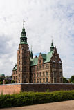 COPENHAGEN, DENMARK - CIRCA 2016 - The Rosenborg castle is built in the style of renaissance architecture and is located in Copenh. COPENHAGEN, DENMARK - CIRCA Stock Image
