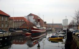 Copenhagen, Denmark Royalty Free Stock Photos