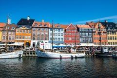 Copenhagen, Denmark Royalty Free Stock Photography