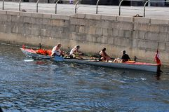 SUMMER SPORT SAILOR. Copenhagen/Denmark 23.JULY 2018_Summer sports sailor in danish capital. . Photo.Francis Joseph Dean / Deanpictures stock photography