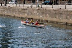 SUMMER SPORT SAILOR. Copenhagen/Denmark 23.JULY 2018_Summer sports sailor in danish capital. . Photo.Francis Joseph Dean / Deanpictures stock photos