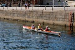 SUMMER SPORT SAILOR. Copenhagen/Denmark 23.JULY 2018_Summer sports sailor in danish capital. . Photo.Francis Joseph Dean / Deanpictures stock images