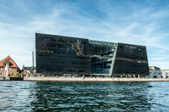 Copenhagen, Denmark - Library Stock Photography