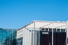 Danish Broadcasting Corporation main office. Copenhagen Denmark - March 18. 2018: Danish Broadcasting Corporation main office Royalty Free Stock Photos