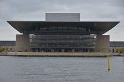 Copenhagen Denmark Opera House Stock Photo