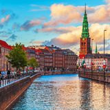 Copenhagen, Denmark Royalty Free Stock Images