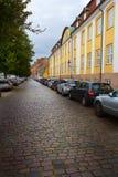 Street in Copenhagen Stock Photography