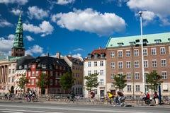 Copenhagen, Denmark. Stock Images