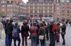COPENHAGEN FREE WALKING TOUR Stock Images
