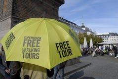 COPENHAGEN FREE WALKING TOURS Royalty Free Stock Images