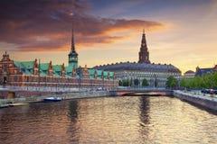 Copenhagen. Stock Image