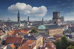 Copenhagen. Royalty Free Stock Photos